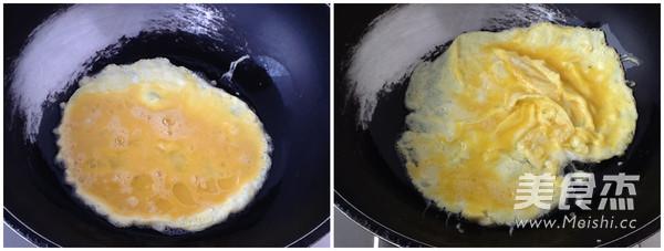 黄瓜炒鸡蛋的简单做法