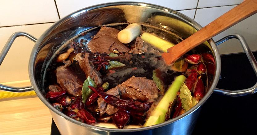 卤牛肉,家常菜高质量菜谱推荐的家常做法