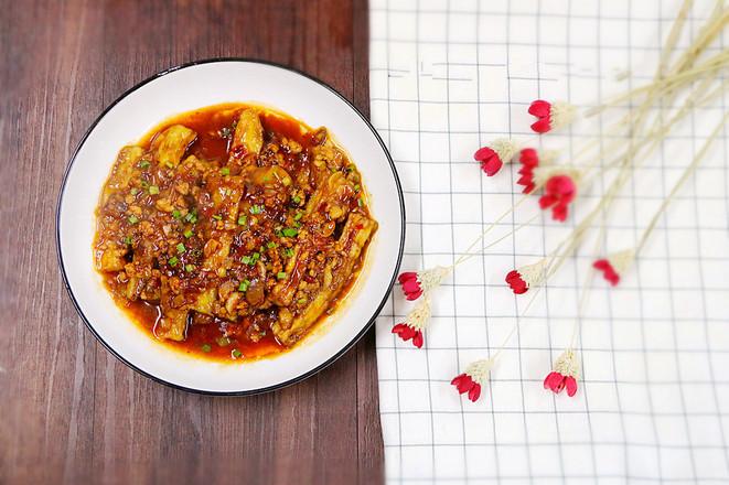 家常酱香茄子,需要好的彩票厨艺和经验哦成品图