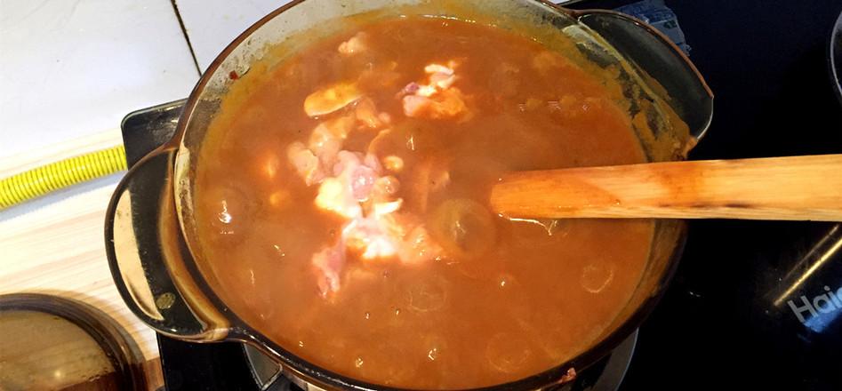 肉最嫩的咖喱土豆鸡肉饭怎么炒