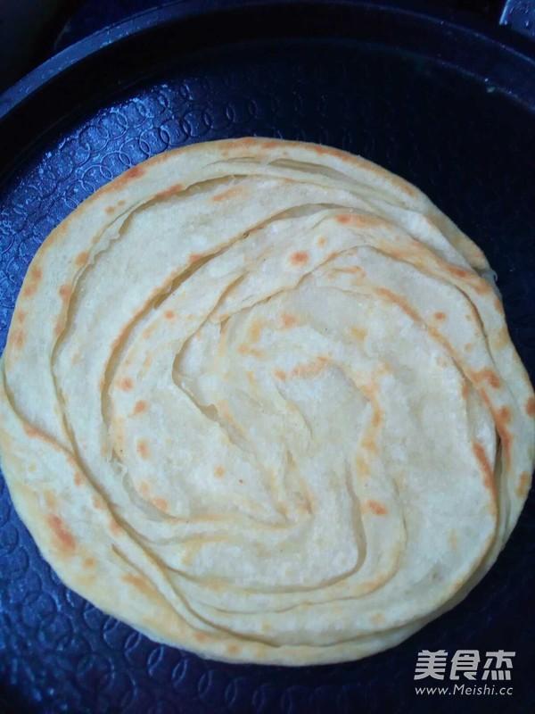 盘丝饼的家常做法
