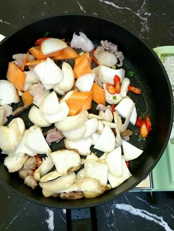 吃点菌类提高一下免疫力怎么吃