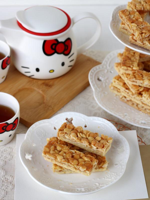 法式焦糖杏仁酥饼成品图