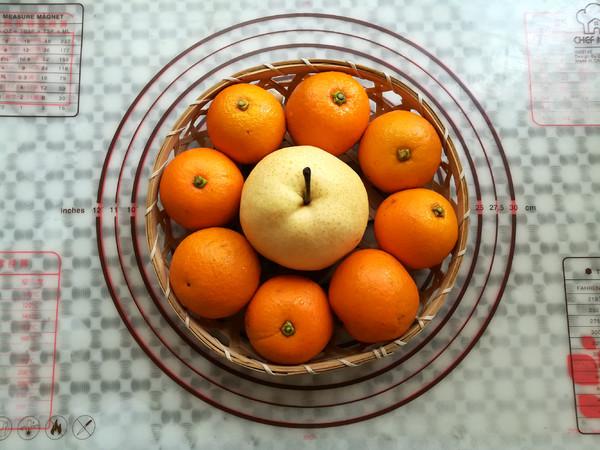 雪梨橙汁的做法大全