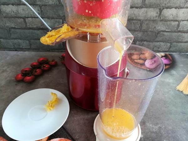雪梨橙汁怎么吃