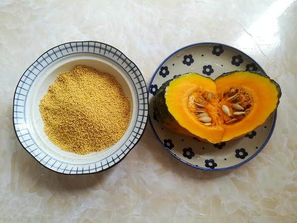 南瓜小米粥的做法大全