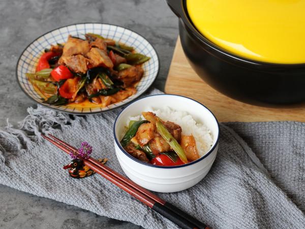 川味回锅肉成品图