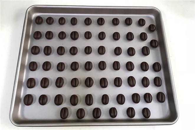 咖啡豆小饼干怎么煮