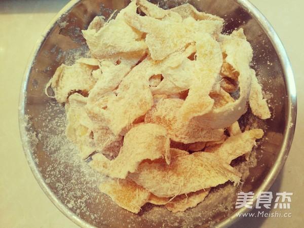 自制姜片~小时候的味道的简单做法