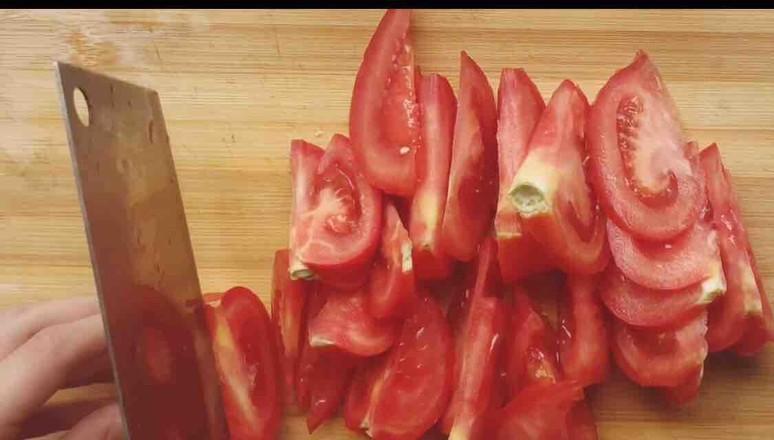番茄菌菇风味汤饺的做法图解