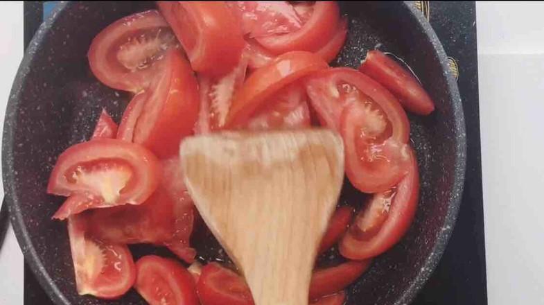番茄菌菇风味汤饺的简单做法