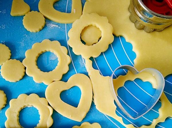 玻璃心饼干怎么做