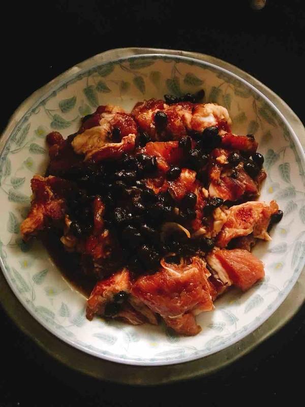 豉香南瓜排骨的简单做法