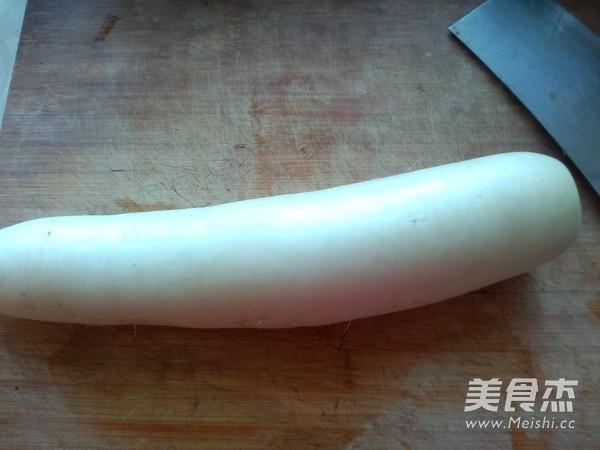 腌萝卜条的做法大全