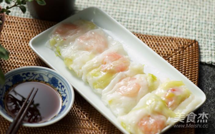广东的味道——肠粉成品图