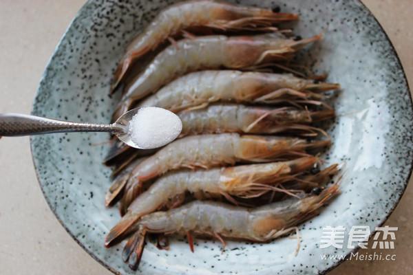 油焖对虾的做法图解