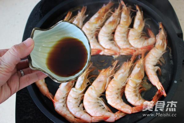 油焖对虾怎么煮
