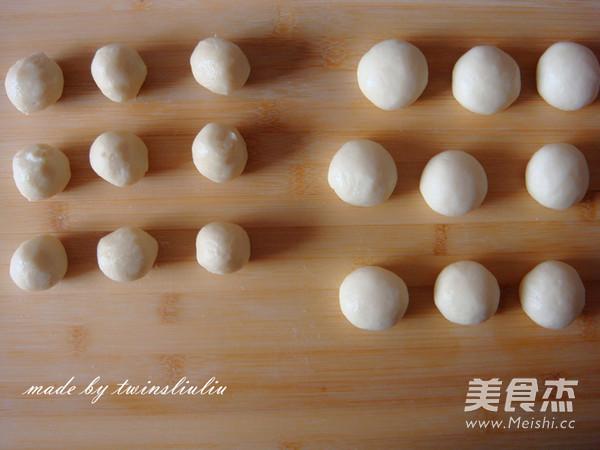 中式点心花开富贵的简单做法