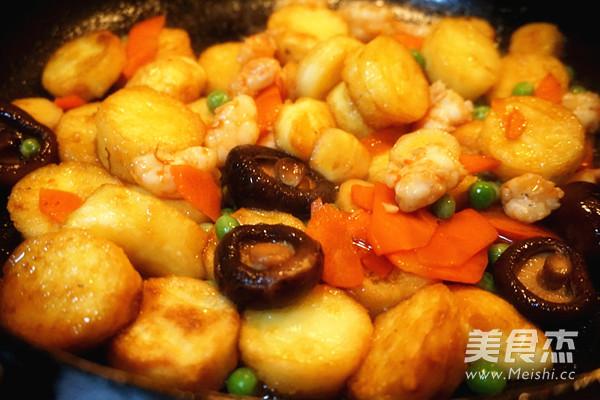 红烧日本豆腐怎么煮