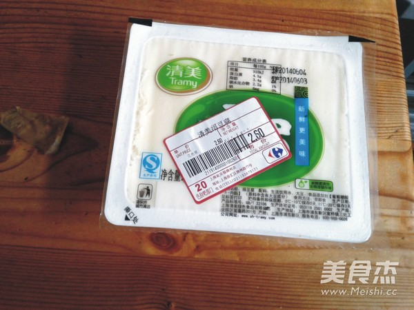 凉拌菌菇豆腐的做法大全