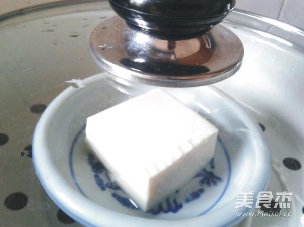 凉拌菌菇豆腐的家常做法
