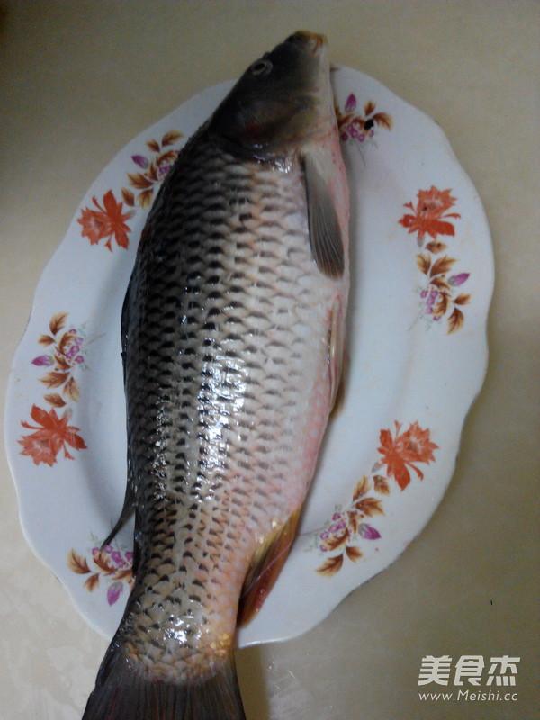 家常红烧鲤鱼的做法大全