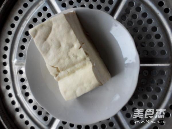 金银豆腐的做法图解