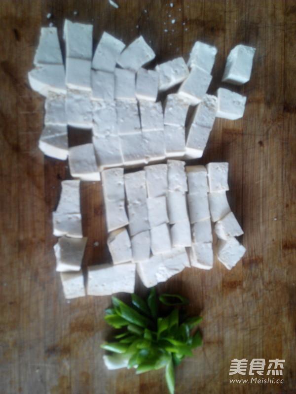 金银豆腐的家常做法