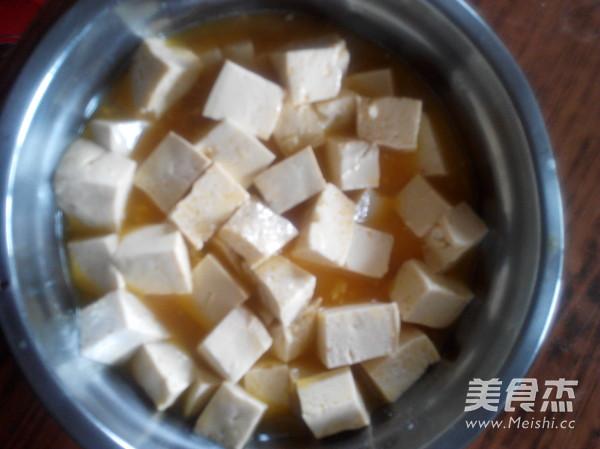 金银豆腐怎么吃