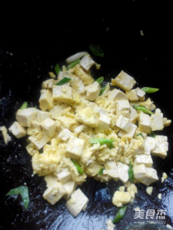 金银豆腐怎么炒