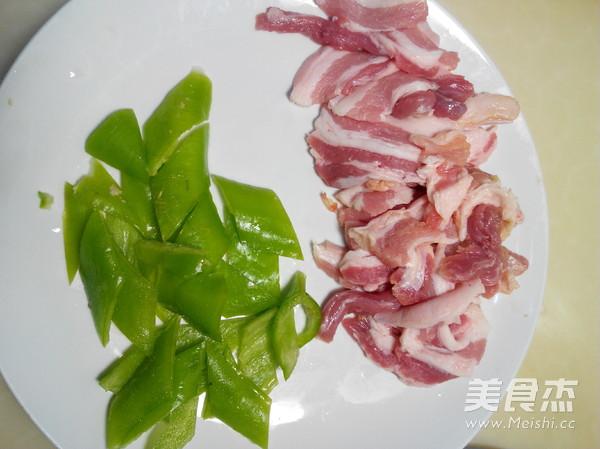 五花肉炒辣白菜的做法图解