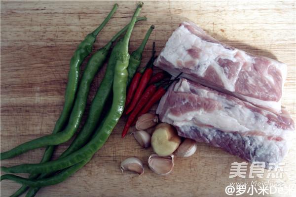 家乡回锅肉的做法大全