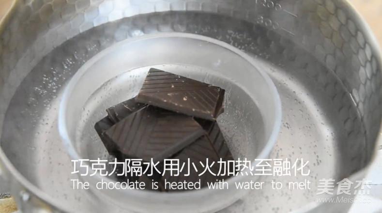 草莓夹心巧克力怎么做