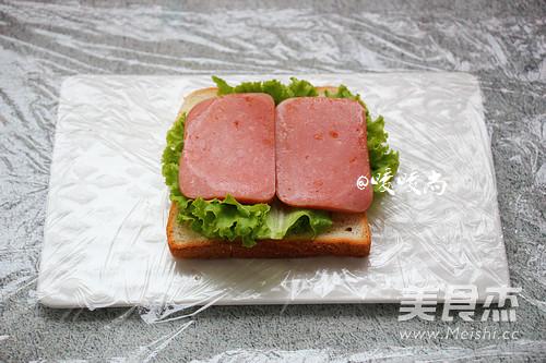 牛油果三明治怎么做