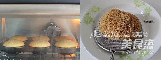 蒙布朗杯子蛋糕的家常做法