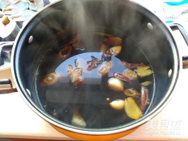 五香鲅鱼的简单做法