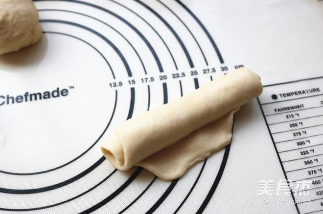 白芝麻吐司的简单做法