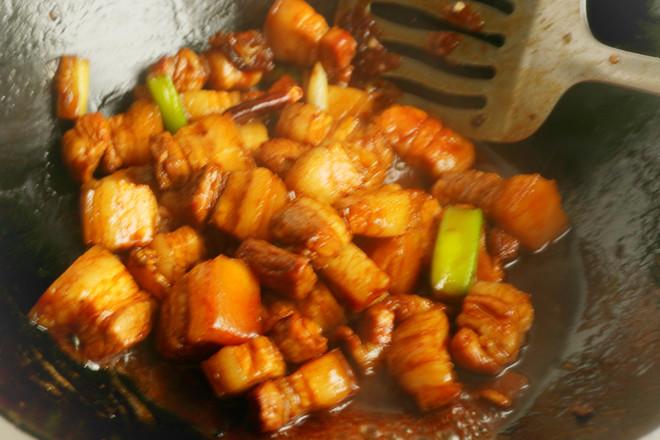 砂锅红烧肉怎么炒