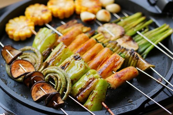 烤蔬菜全家福怎么煮