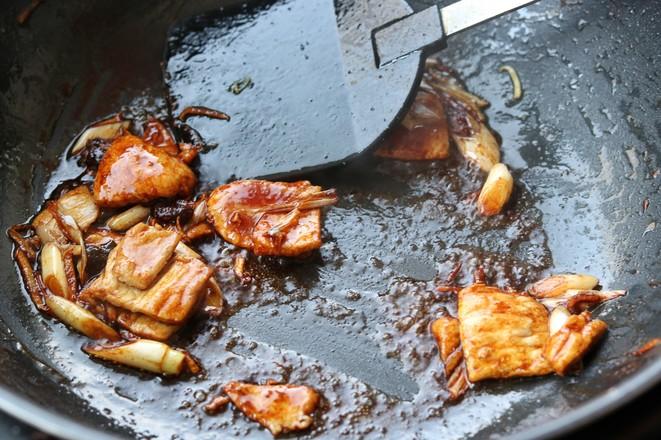 美食DIY——蘑菇炒肉片