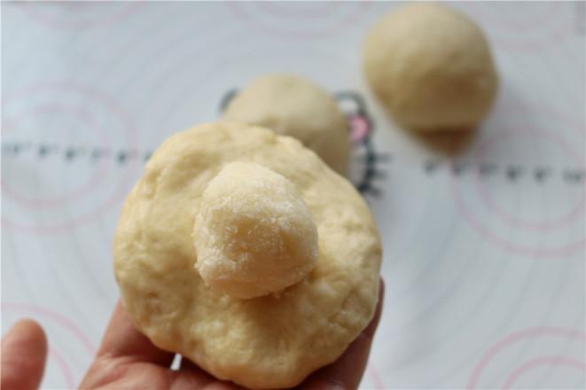 椰蓉花环面包怎么炖