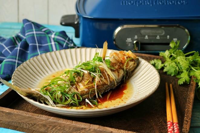 葱油黄花鱼怎么炒