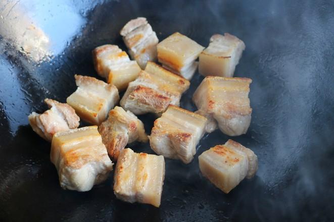 酒香红烧肉的简单做法