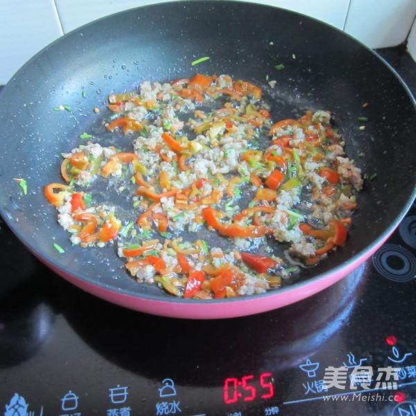肉末煎冬瓜怎么做