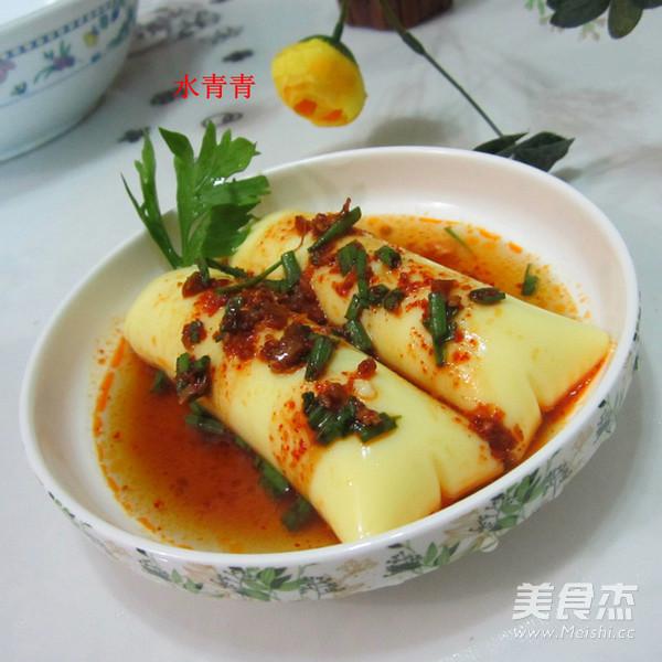 鸡蛋豆腐怎么吃