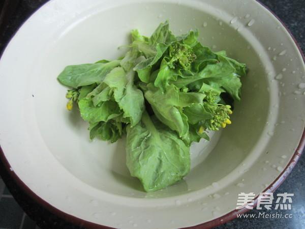 蚝油白菜的做法