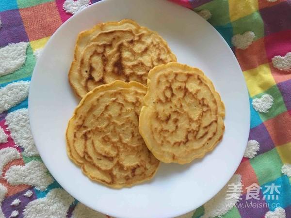 燕麦玉米饼成品图