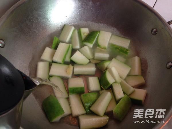 毛瓜瘦肉汤怎么吃