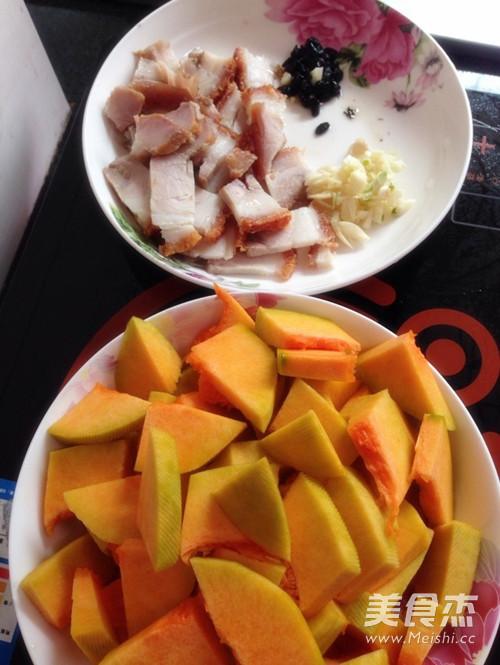 烧肉烩南瓜的做法大全