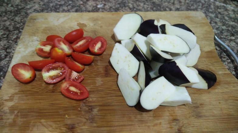 沙虫烧双茄的做法图解